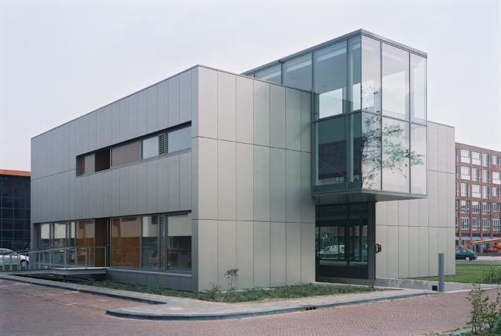 Jaco d de visser architecten kantoor 7 - Kantoor houten school ...